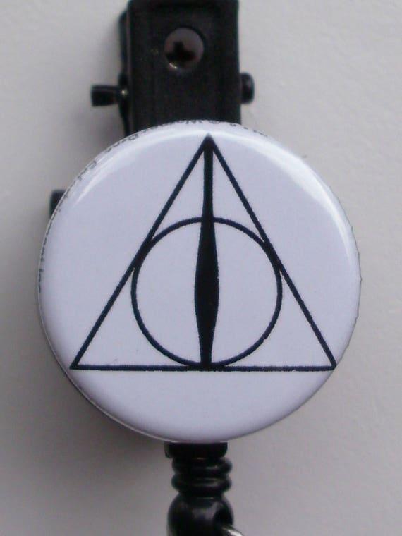Harry Potter «Horcrux» conception insigne bobine