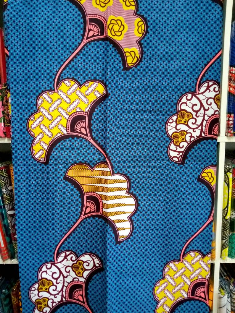Fabrics For Dress Cotton Fabrics African Fashion African Clothing Floral Print Sewing Materials Ankara Fabric,African Fabric