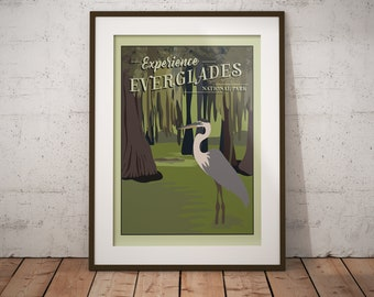 Everglades | National Park Series | Instant Download