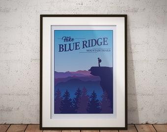 Blue Ridge | National Park Series | Instant Download