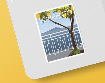 Sorrento | Italy | Sticker | Waterproof | Travel Series