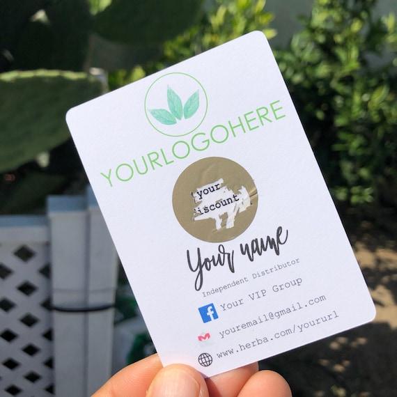 Tarjetas Raspadoras De Herbalife Herbalife Scratcher Cards Tarjetas De Rascador De Negocios Business Scratcher Cards Tarjetas De Visita De Herba