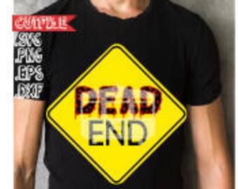 Halloween SVG - Last Minute Halloween Costume SVG - Zombie SVG - Skeleton svg - Adult Halloween Svg - Car Accident Svg - Dead End Svg