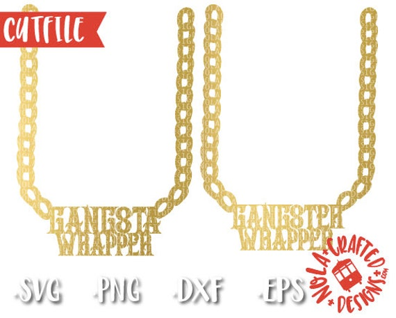 Christmas Chain Png.Gangster Wrapper Chain Svg File Tacky Sweater Christmas Svg File Gangsta Wrapper Svg Adult Chirstmas Svg Boy Christmas Svg