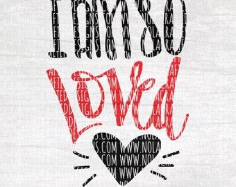 Valentines Svg Cut File - Valentines Day Svg Cut File  Png - Heart Svg Cut File - Love Svg Cut File - New Born Svg Cut File - New Baby
