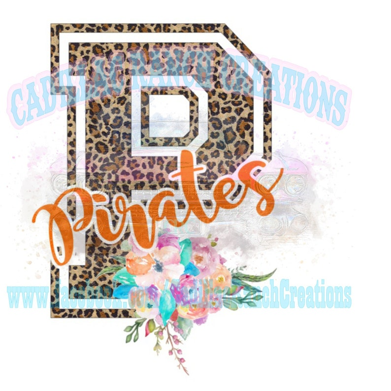 state school pride sublimation transfer