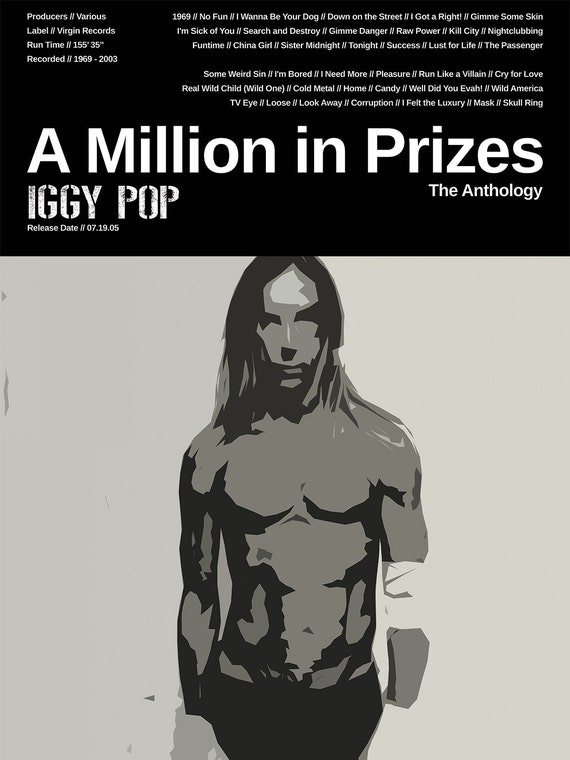 Iggy pop a million in prizes download