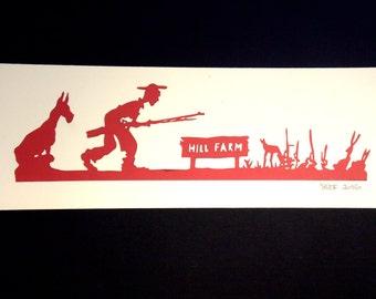 papercut -  the hunter