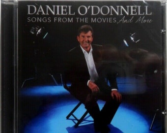 Daniel O'Donnell : Songs from the Movies and More CD (2012) Rosette Records