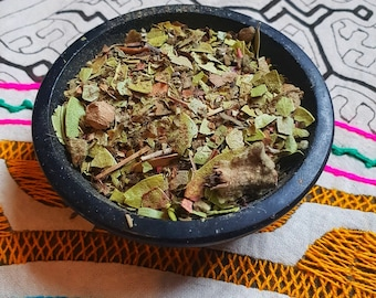 Sage, Smudging and Resin