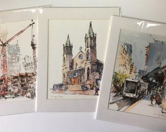 Set of ANY 3 Prints
