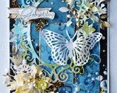 Handmade cards: Zum Gebur...