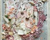 Handmade cards: Zum Geburt (2019 Winter Nr. 6)