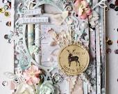 Handmade cards: Merry Chr...