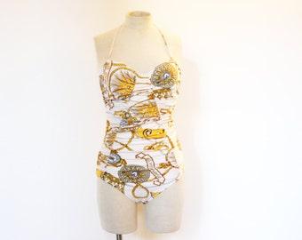 Vendita Costumi Da Bagno Vintage : Costumi da bagno da donna etsy it