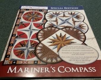 Anita Goodesign Mariner's Compass