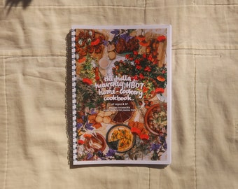 The Hella Heavenly HBOT Home-Cookery Cookbook (A5 Hard-Copy)