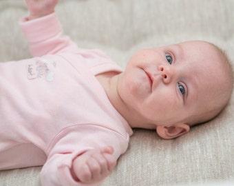 "Natural Crib Mattress, Baby Mattress, Wool Mattress, Floor Bed, Natural Materials, 55"" x 27.5"" x 4"", Natural, Toddler Bed, Baby Bedding"