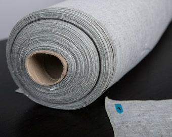 Linen, Upholstery Linen, Natural Linen, Gray Linen, Natural Fabric, Flax, Fabric, Decoration, Natural Textile, Linen Fabric, 1 meter