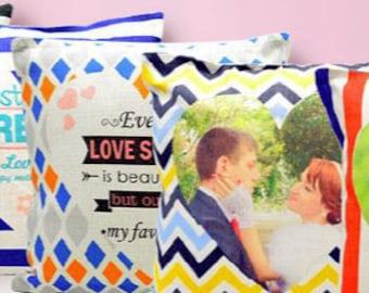 Custom Cushion/Heart Pillow