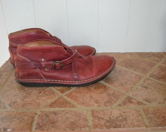 5c2df0ab5ee Kickers boots leather 90 s   rare model!   Made in Europe 38