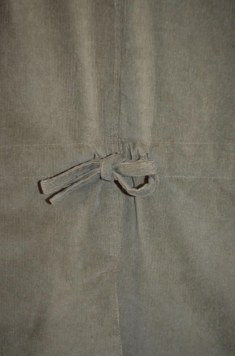 Promo April Cornell Blazer velvet corduroy 90/'s Medium