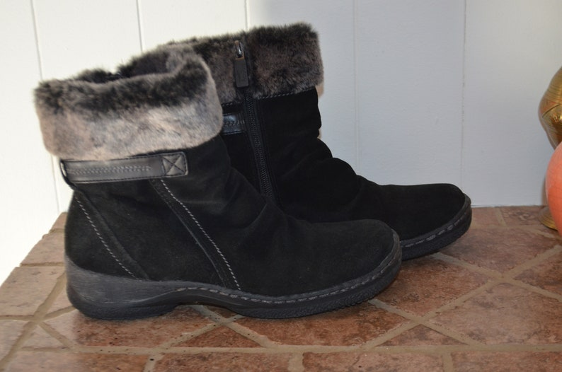 98f4d476956 REDUCED 15% Lined boots Blondo 90   Sweden and faux fur
