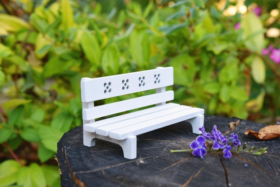 Super Huge Sale Miniature Fairy Garden Bench Doll House Bench Miniature Bench Miniature Chair Valentines T Ncnpc Chair Design For Home Ncnpcorg