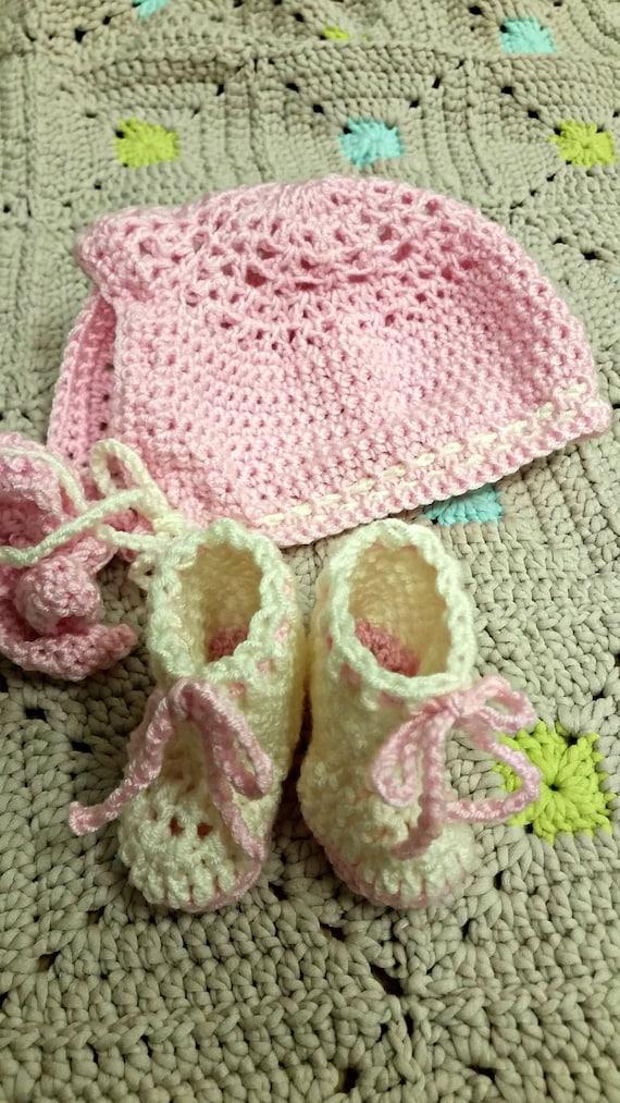 Baby-Geschenke neue geboren Reihe häkeln Neugeborenen Set   Etsy