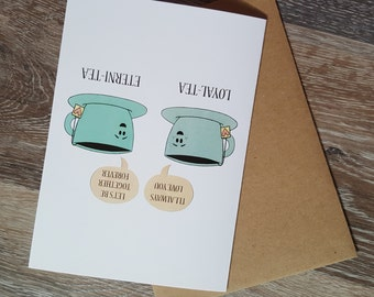 Anniversary Card, Happy Anniversary Card, Pun Card, Anniversary Card For Parents, Anniversary Card for Husband, Anniversary Card For Wife