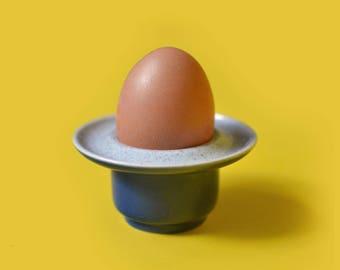 Blue Egg Cup De Driehoek, Huizen, Netherlands