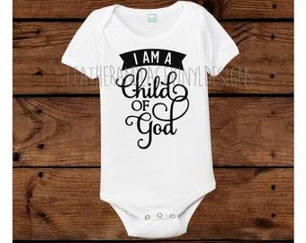 Child of God Bodysuit