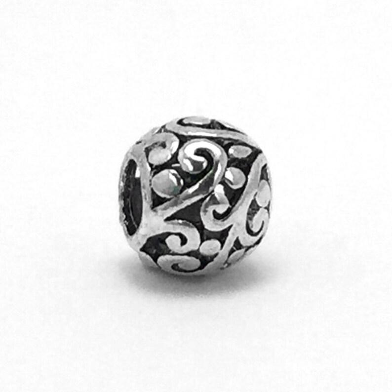 47a25b087 Retro Tibetan Vine Charm fits Pandora Bracelets   Etsy