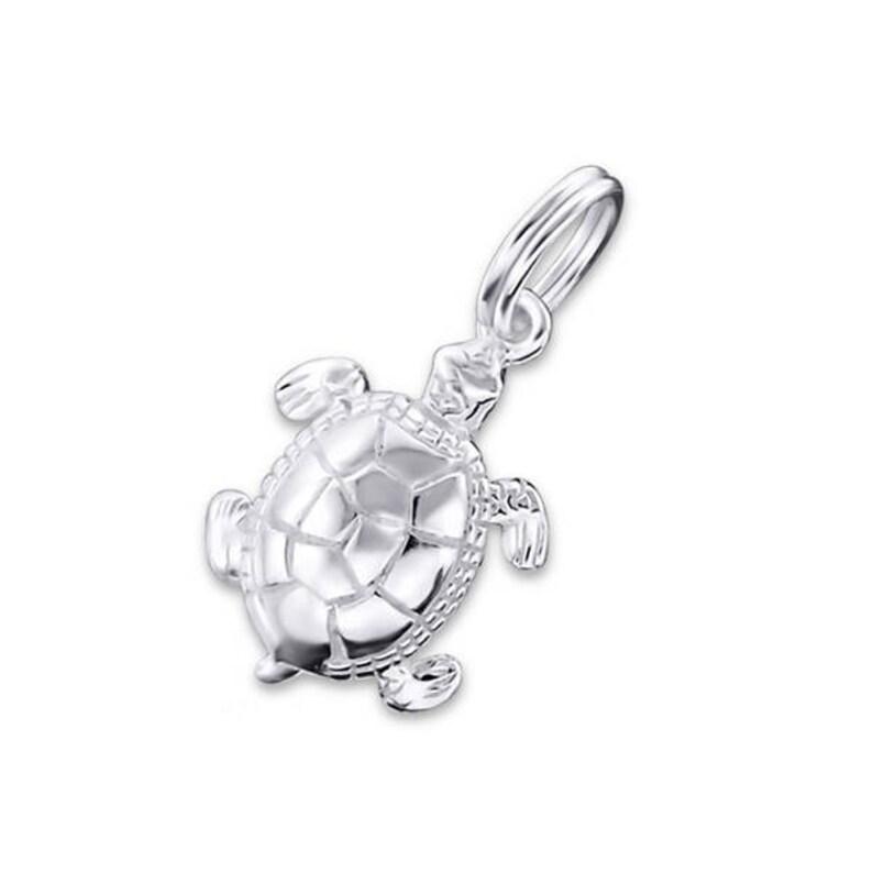 Fit European Bracelets Silver Plated Dangle /'Black Handbag/' Charm
