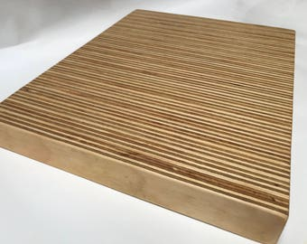 The Ply and Steel co,  Chopping board no1