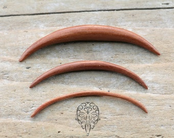 Sawo Wood Septum Tusks