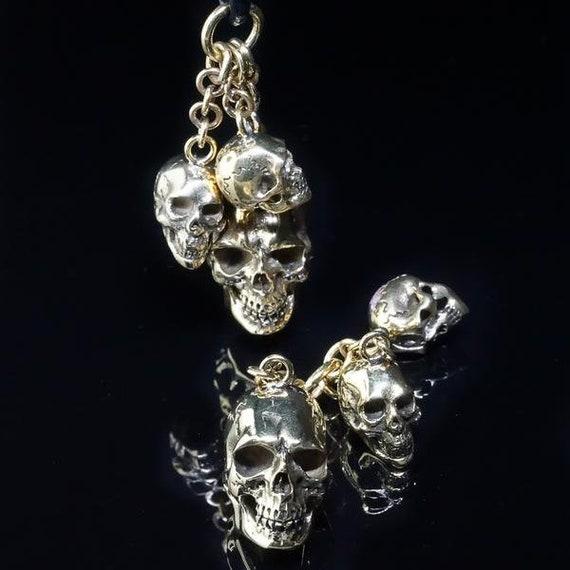 Diablo Solid Brass Triple Cranio