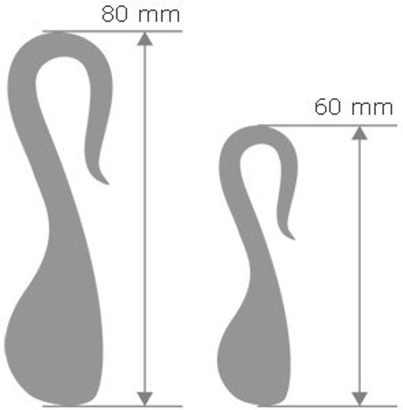 Gorilla Glass Feather Lagrimas