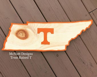 Tennessee Cut Out