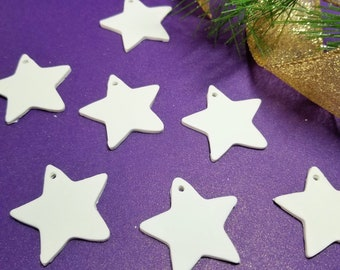 STAR ORNAMENTS | Gift Tags | Decorations | Wedding Favor's