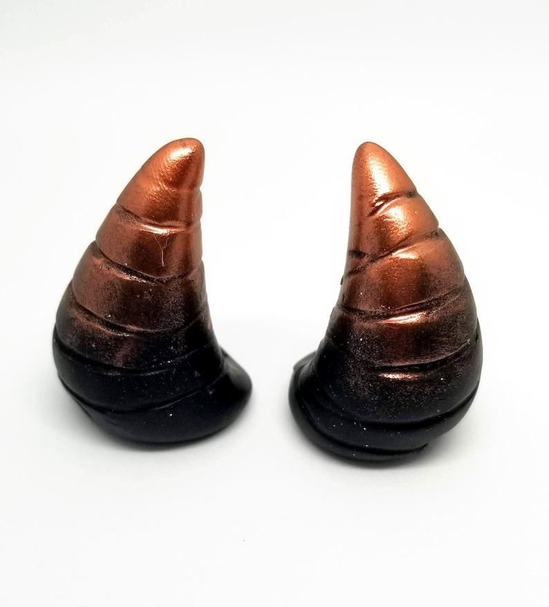 Copper Tip Glue-On image 0
