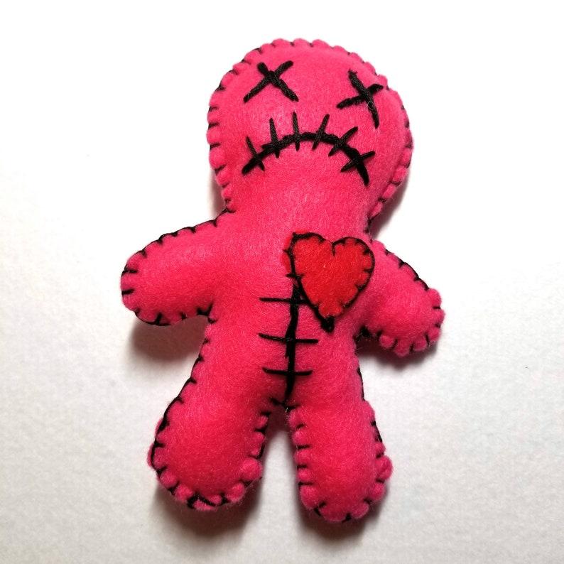 VOODOO X  Deep Pink Mini image 0