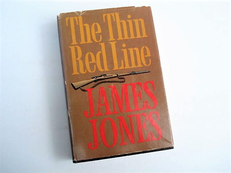 The Thin Red Line Book