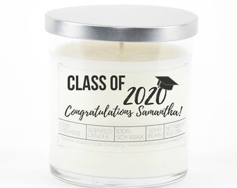 Class of 2020 Soy Candle