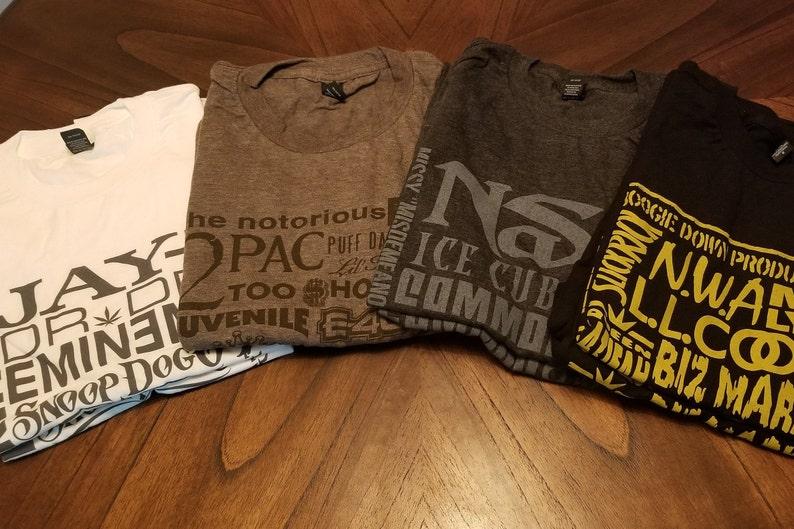 Hip-Hop T-Shirts image 0