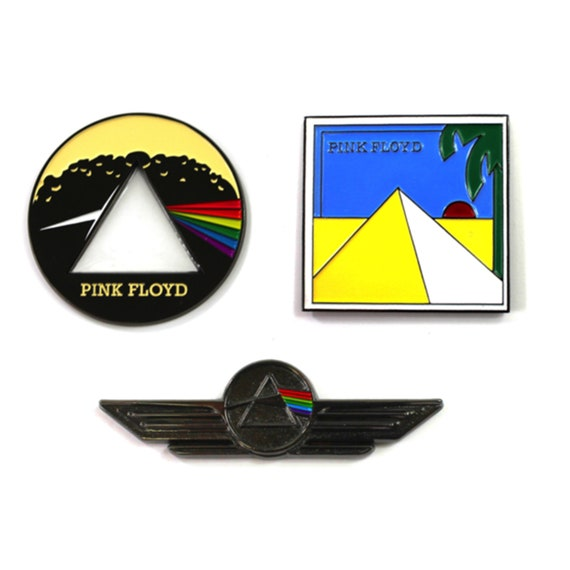 PINK FLOYD cosmic faces 2017 WOVEN SEW ON PATCH official merchandise