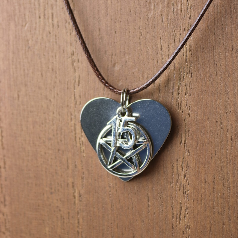 Limited Edition Final Season Necklace Supernatural