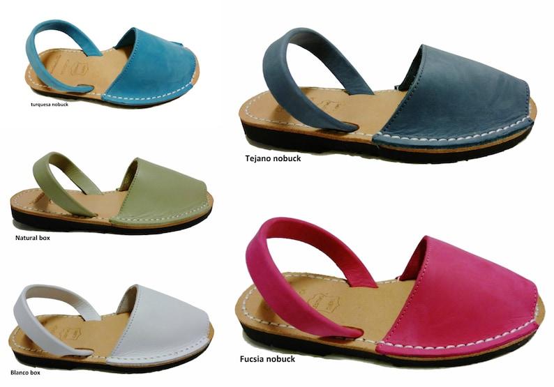 1ad945a360e Autenticas avarcas menorquínas para niños y niñas sandals | Etsy
