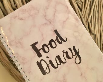 Diet Planner/Diary - 8 Weeks - Slimming/WW/Standard Diet - Food Diary
