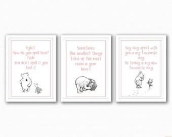 Winnie The Pooh Quote Etsy